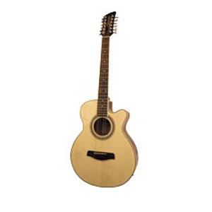 Brunswick Electro Acoustic 12 string Cutaway Guitar