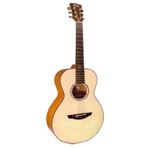 Faith Mercury Parlour Acoustic Guitar EX DEMO
