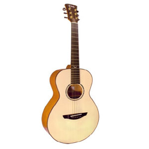 Faith Jupiter Hi Gloss Acoustic Guitar + Case FJCEHG