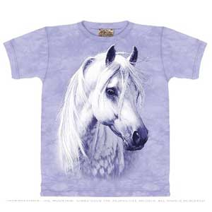 Moonshadow Horse T-shirt Adult