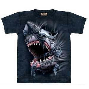 Breakthrough shark T-shirt Childrens