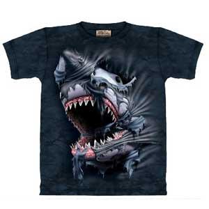Breakthrough shark T-shirt Childrens