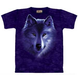 Wolf Fade T-shirt Adult