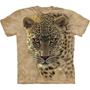 On the Prowl Leopard T-shirt Adult