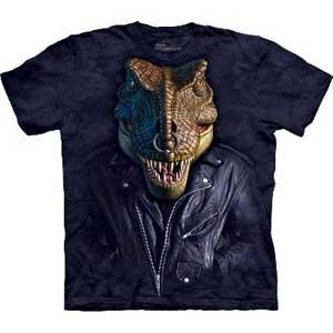 Nas T-Rex Dinosaur T-shirt Adult