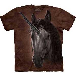 Unicorn Stallion T-shirt Adult