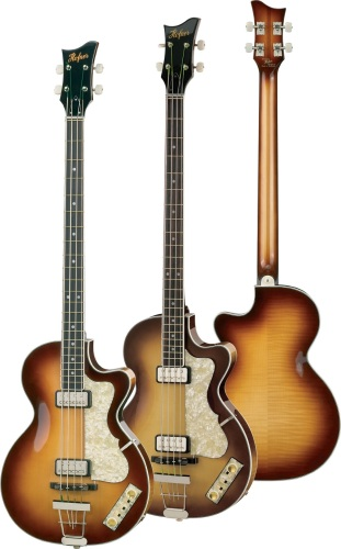 Hofner German Club Bass Original  H5002O