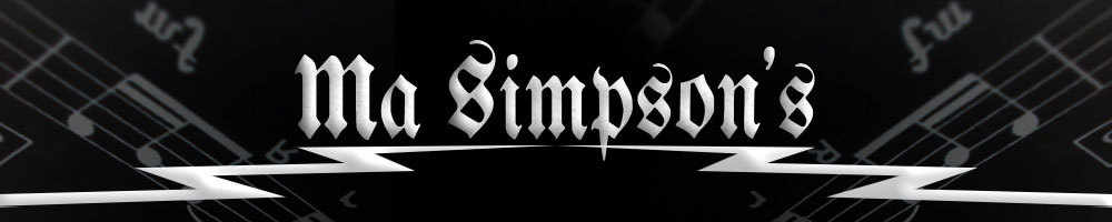 Ma Simpson's, site logo.