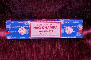 Box of Nag Champa Incense sticks