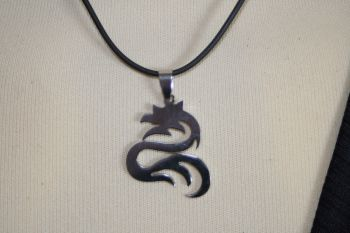 Chinese Dragon Necklace - Design 2
