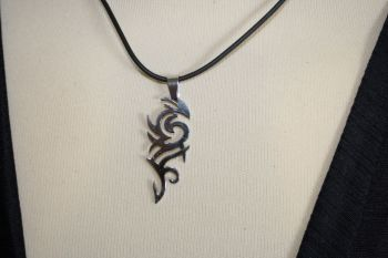 Chinese Dragon Necklace - Design 3