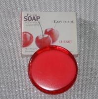 CHERRY FRAGRANCE PAPER SOAP