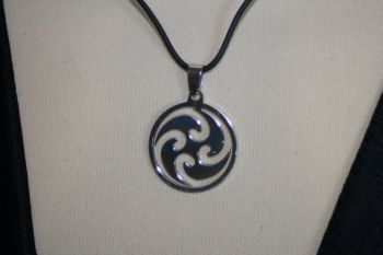 Chinese Dragon Necklace - Design 4