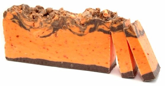Cinnamon and Orange Soap