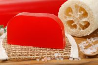 YLANG YLANG and ORANGE SOLID SHAMPOO