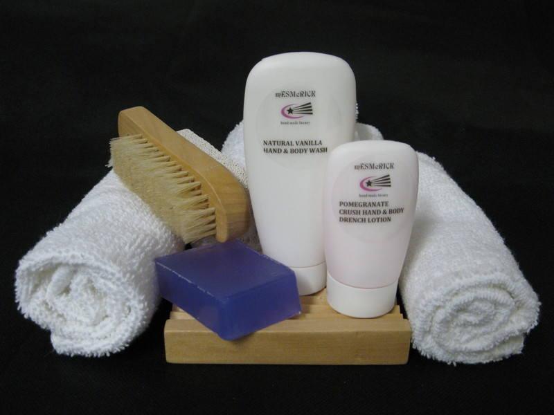 Guest Amenity PACK no shampoo