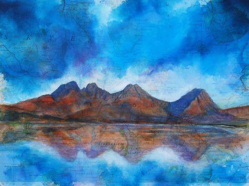 Blaven, Isle of Skye RESERVED FOR DA