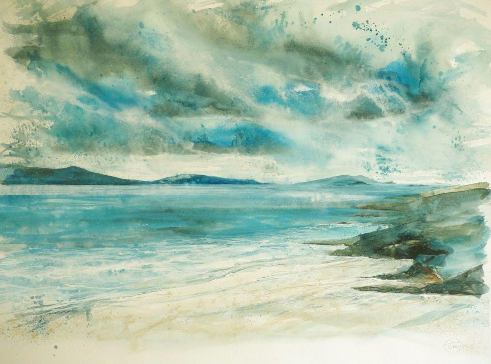 Afternoon at Hushinish, Isle of Skye