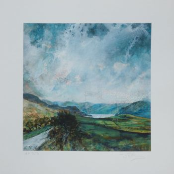 """""""ENNERDALE"""" Limited Edition Giclee Print"""