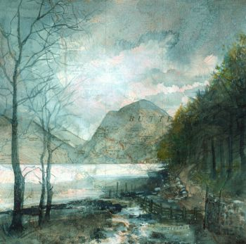 """BUTTERMERE"" Limited Edition Giclee Print"