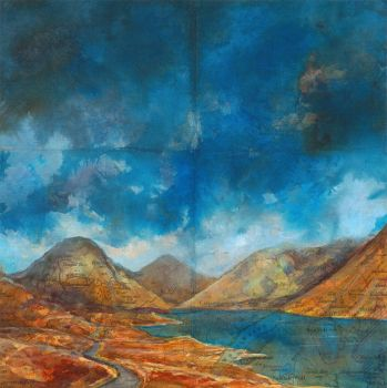 """WAST WATER"" Limited Edition Giclee Print"