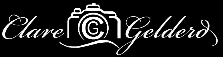 Clare Gelderd Photography, site logo.