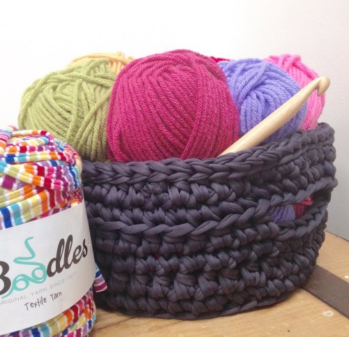 Crochet with Hoooked - Various dates & times