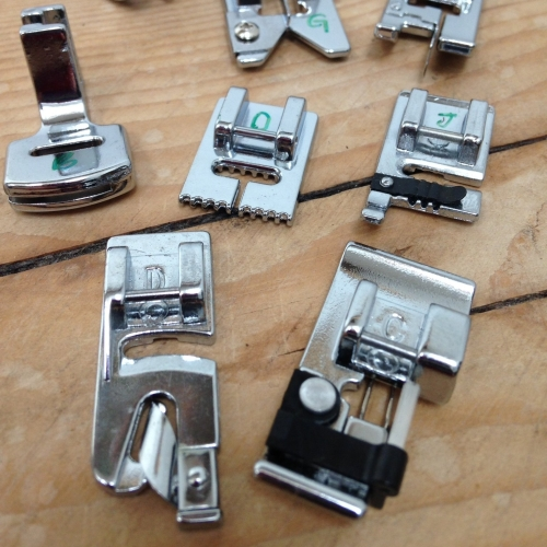 Get Sewing - Presser Foot perfection -  Various Dates & times