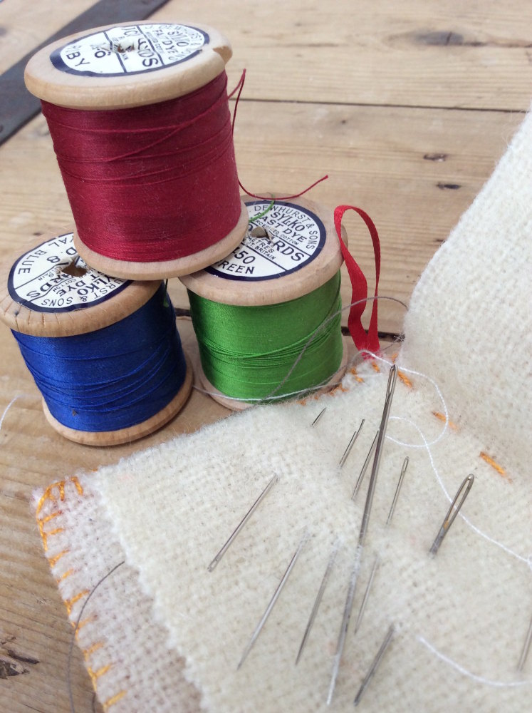 Get Sewing - Hand Sewing Masterclass -  Various Dates & times