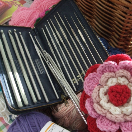 Crochet - A beginners workshop -Various dates & times