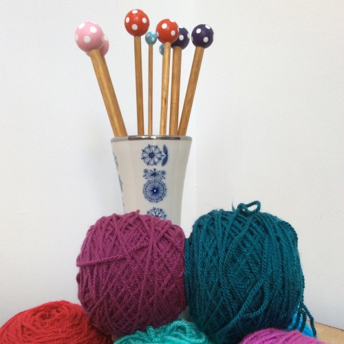 Knitting - Beginners workshop - Various dates and times