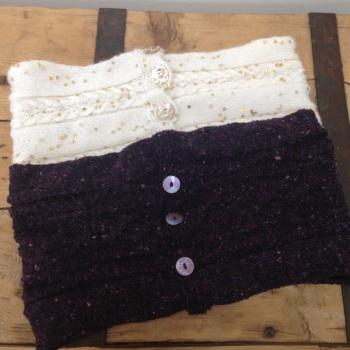 Knitting snood 2
