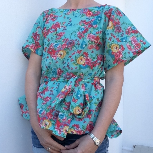 Dressmaking - A simple summer top -  Various dates & times