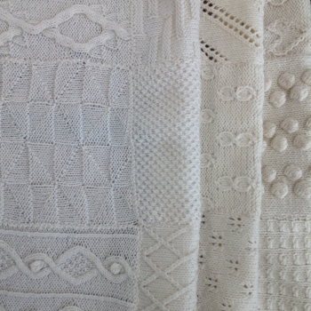 Knitting - Block of the month - Various dates and times