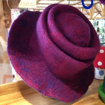 Felted Hats & Bags