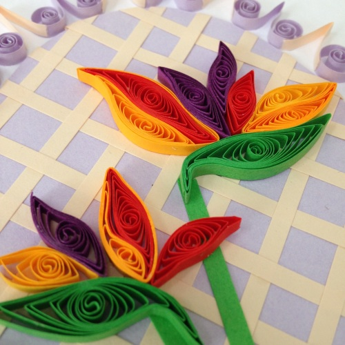 Quilling - various dates and times