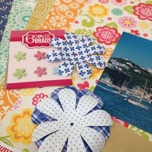 Scrapbooking - an introduction - various dates and times