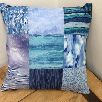 Children's Sew Saturday -  nine patch cushion - Saturday 14th October 9:30am to 12:30pm