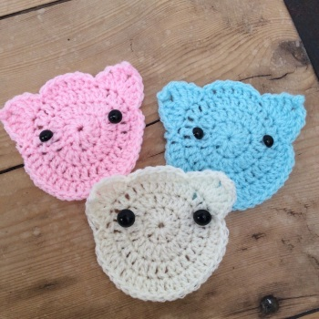 Children's Learn to Crochet - Thursday 13th July 9:30am to 12:30pm