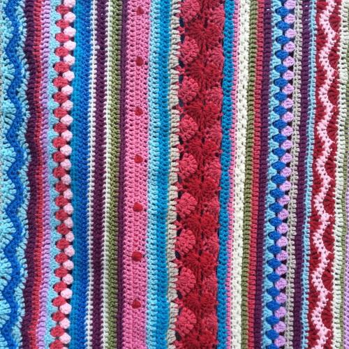 *NEW* Crochet Sampler