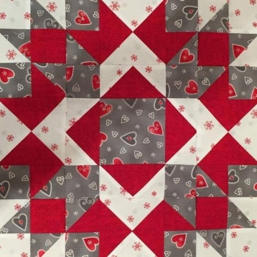 Patchwork & Quilting - Block of the month