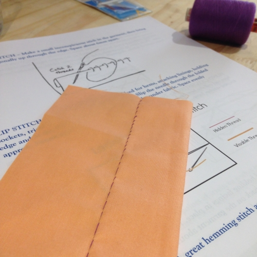 Get Sewing - Hand Sewing Masterclass