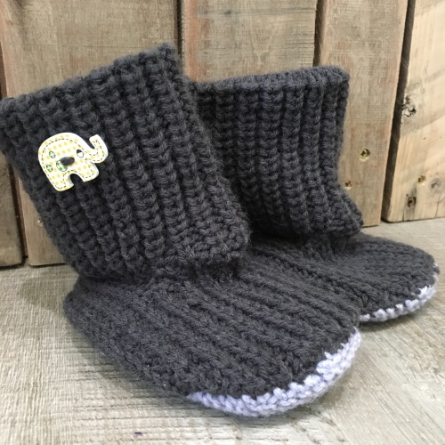Knitting - Slipper boots Tuesday 23rd Jan & 20th Feb 1pm - 4pm