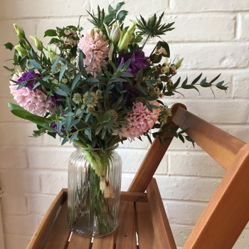 Everyday flower arranging - Saturday 16th June 2018 9:30am to 12:30pm