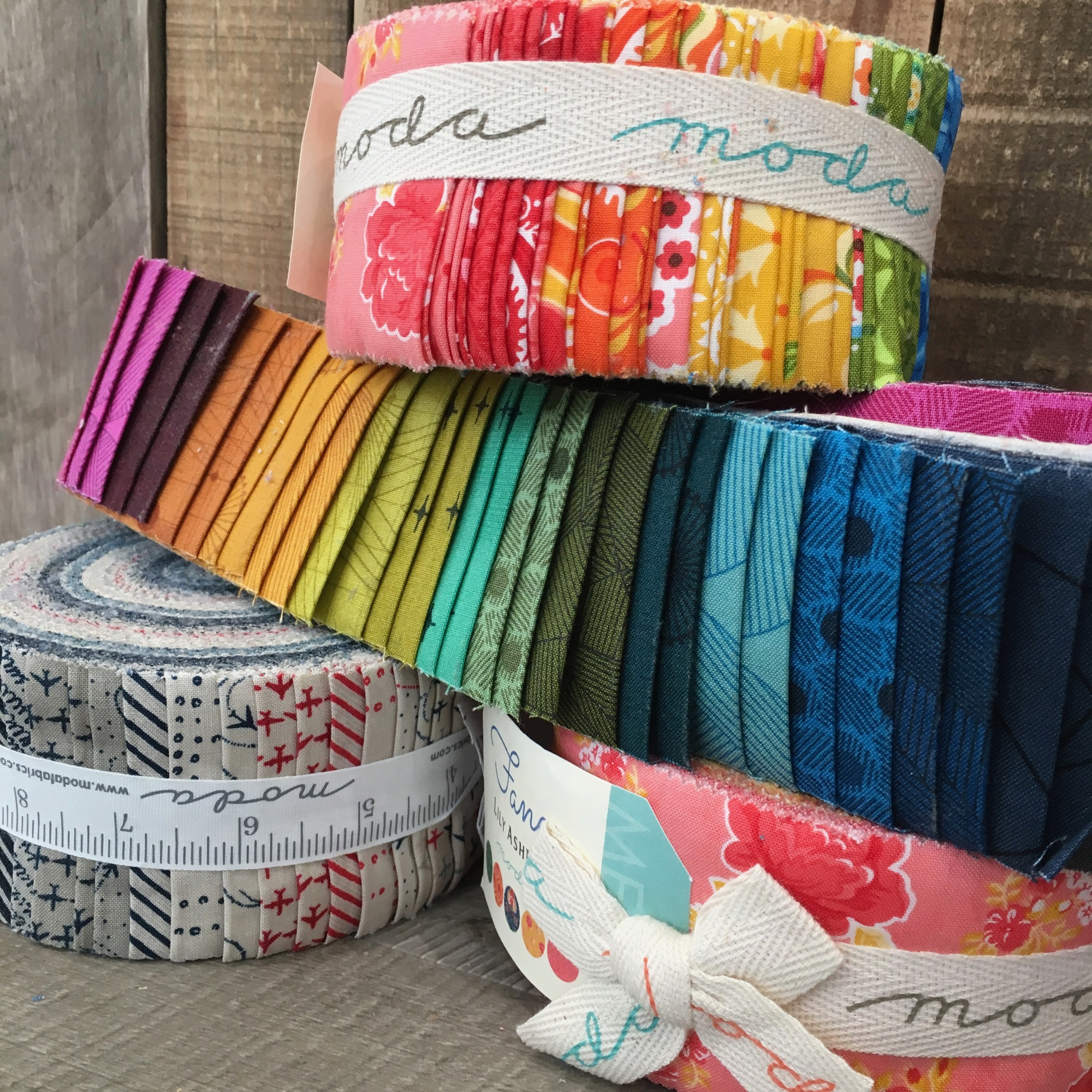 Jelly Roll Open Sewing Day With Made And Making