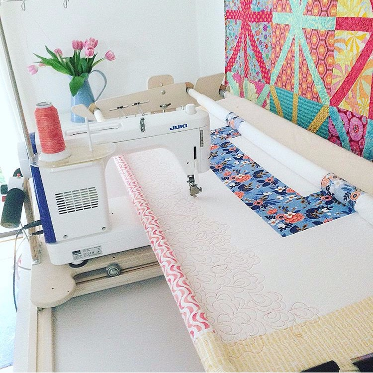 Long Arm Quilting Hire