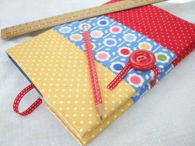 Children's Learn to Sew - Notebook Cover - 1:30pm to 4pm Wednesday 19th Feb