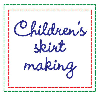 Skirt Making- Friday 6th April 2018 9:30am to 12:30pm