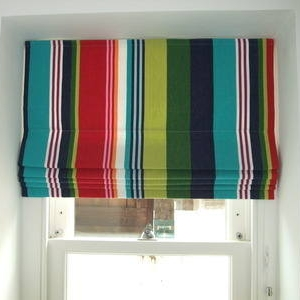 Home furnishing - Roman Blinds -Various dates & times