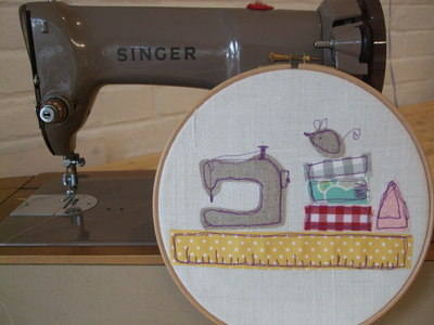 Free motion embroidery workshop - Various dates & times